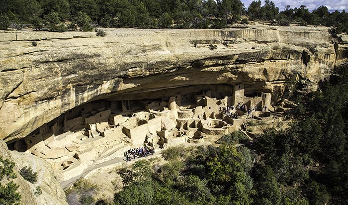 1 Cliff Dwellings