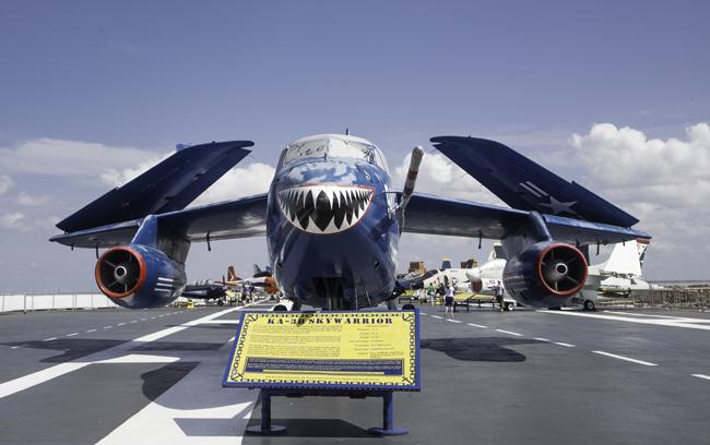 6 KA-3B Skywarrior