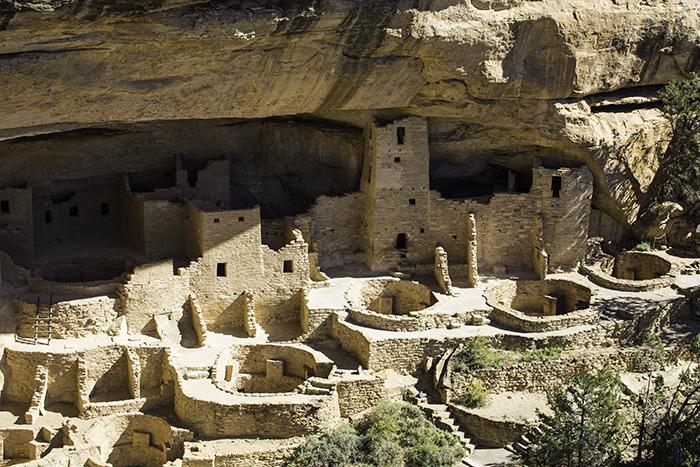 Cliff Palace Mesa Verde NP