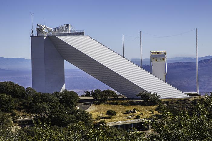 6 McMath Sonnenteleskop