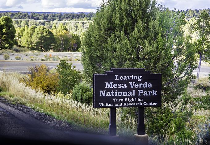 25  Mesa Verde National Park Colorado USA