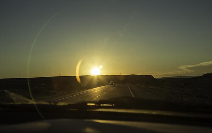 US 162 in Utah