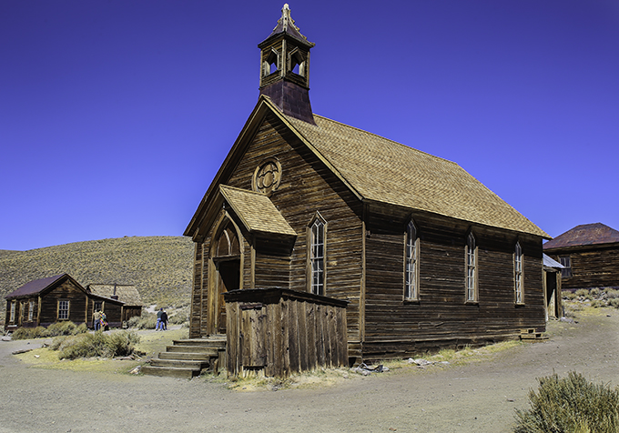 Ghost Town Bodie,California USA