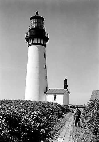 Destruction Island Leuchtturm