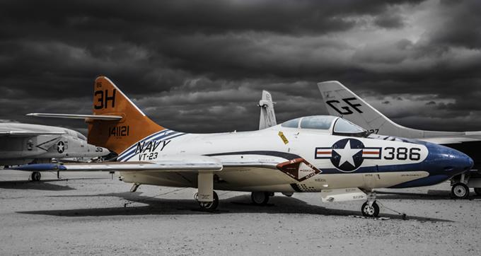 Pima Flugzeugmuseum in Tucson