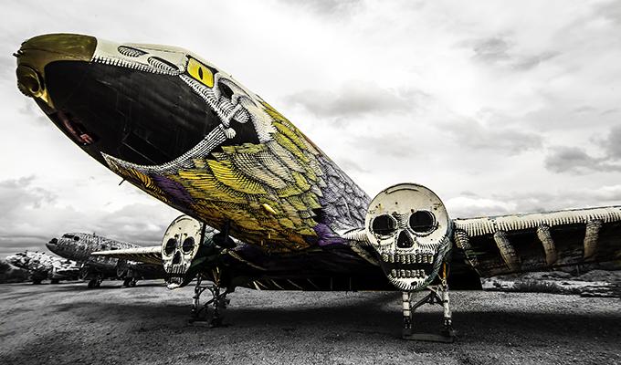 PIMA Air & Space Museum Tucson, ArizonaUSA